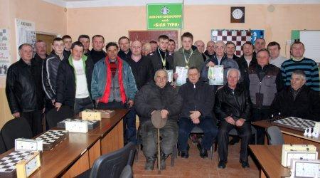 Етап чемпіонату Сарненського району з шахів (Клесів)