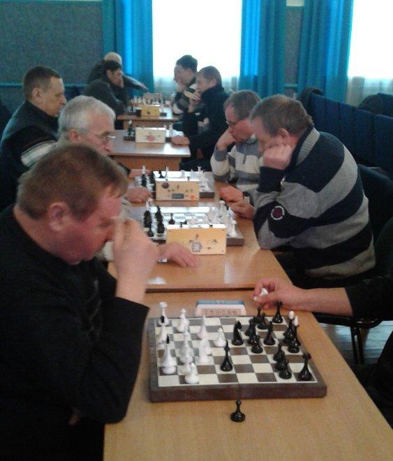 Фінал відкритого кубка Сарненського району з шахів 2016 року